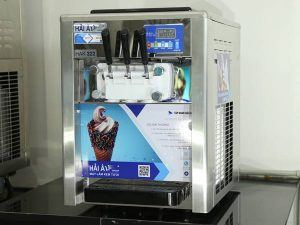 máy làm kem hak322a