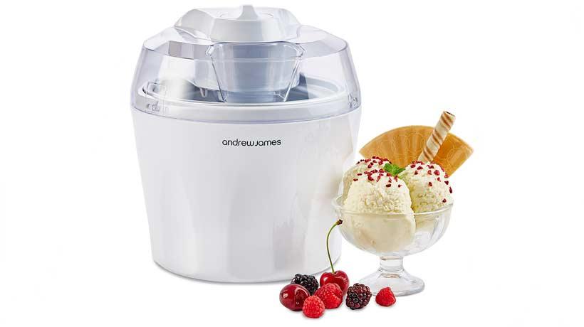 máy làm kem trái cây
