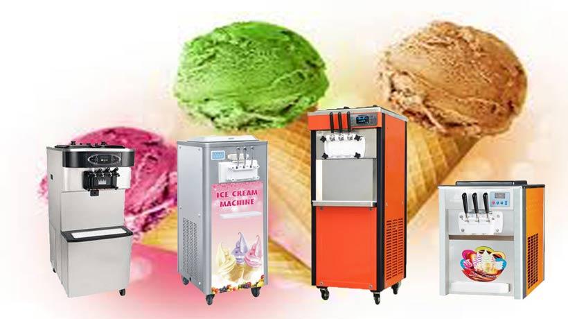 máy làm kem chuyên nghiệp