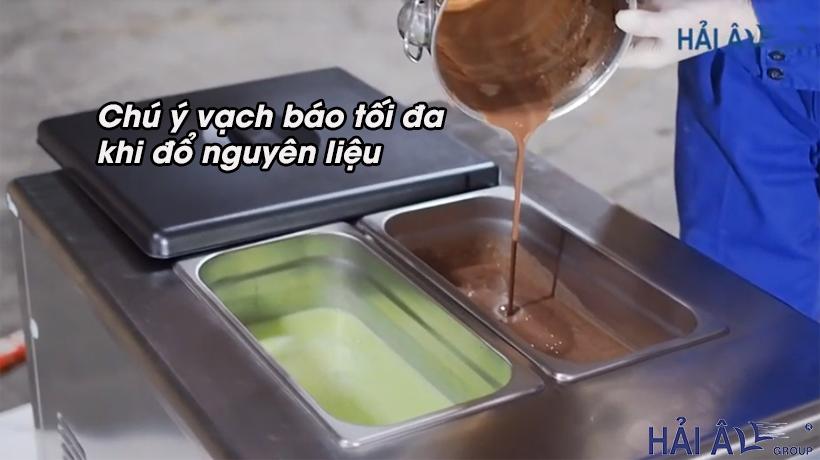Làm kem tại nhà đơn giản