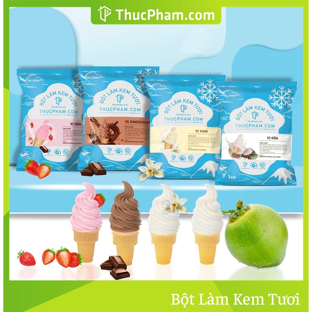 bột làm kem tươi thucpham.com