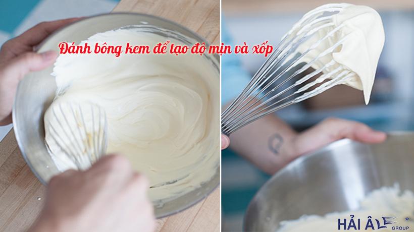 Làm kem tại nhà