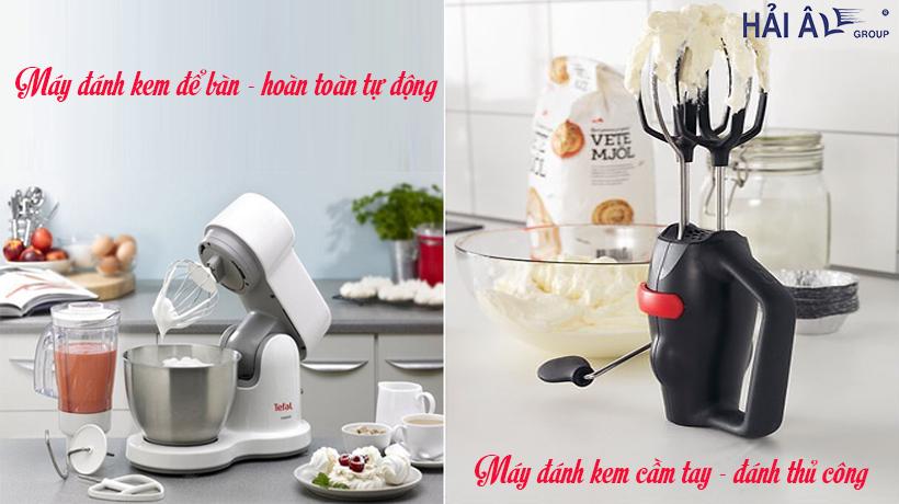 Mua máy đánh kem tốt thế nào