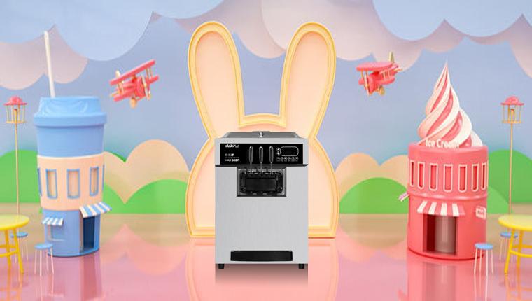 nên mua máy làm kem HAK 322PK